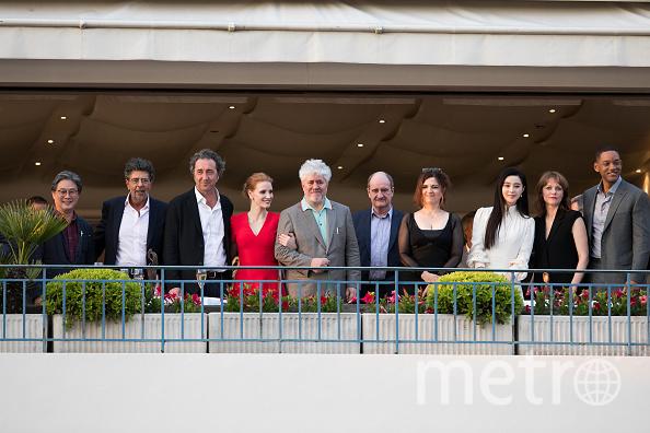 Канны-2017. Члены жюри конкурса. Фото Getty