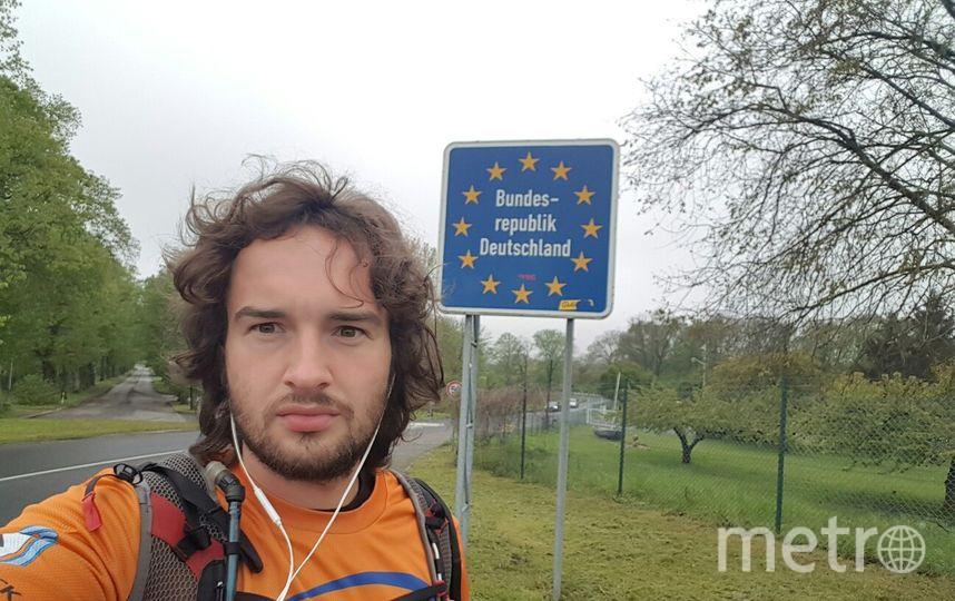 Марафон Кирилла. Фото VK/Кирилл Фронюк
