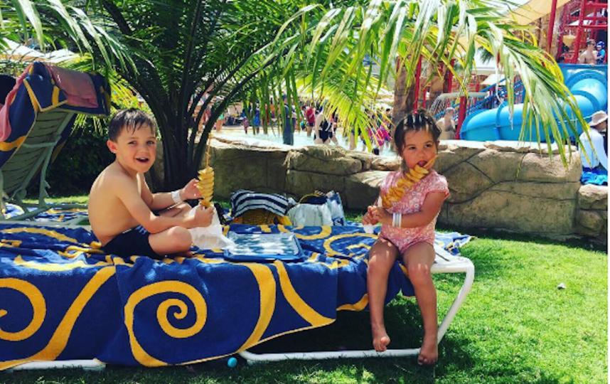 Архивное фото. Фото Скриншот Instagram/traveltheworldfamily