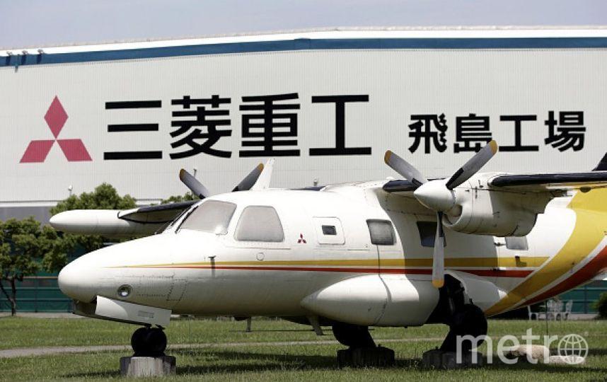 Самолёт MU-2B . Фото Getty