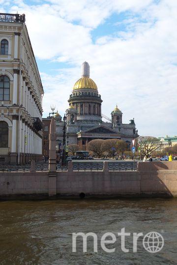 """Когда пройдет референдум по Исаакию, непонятно. Фото Анна Лутченкова., """"Metro"""""""