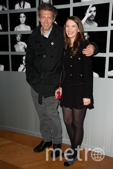 Венсан Кассель приехал в Канны с 19-летней спутницей. Фото Getty