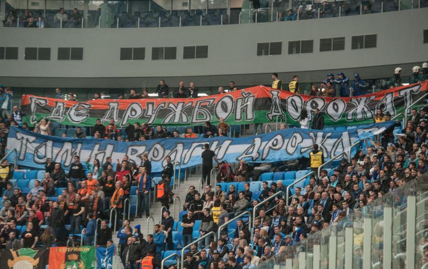 Стадион на Крестовском острове - фотоархив. Фото Все - Святослав Акимов