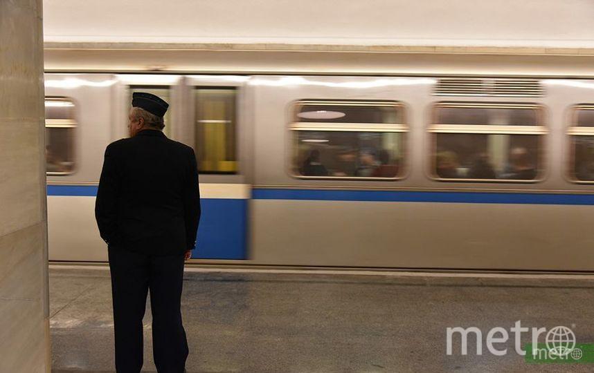 """Центральный участок """"оранжевой"""" ветки закроют на ремонт. Фото Василий Кузьмичёнок, """"Metro"""""""
