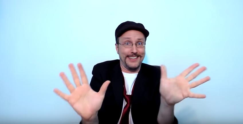 Ностальгирующий критик. Фото скриншот YouTube