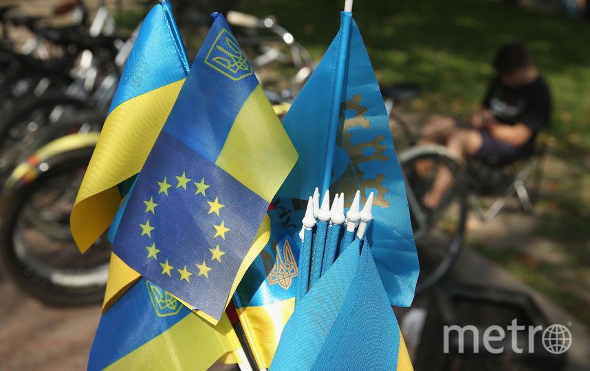 На Украине запретили соцсети, но не выделили деньги на реализацию. Фото Getty
