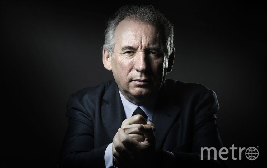 Франсуа Байру. Фото AFP