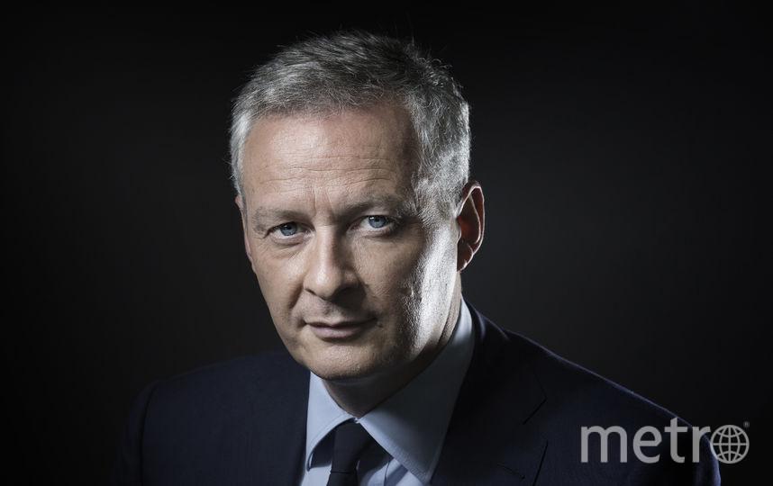 Брюно Ле Мэр. Фото AFP