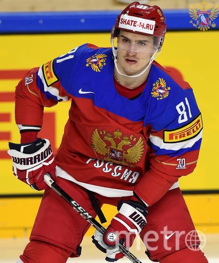 Русские хоккеисты обновили рекорд сборной СССР 1964 года