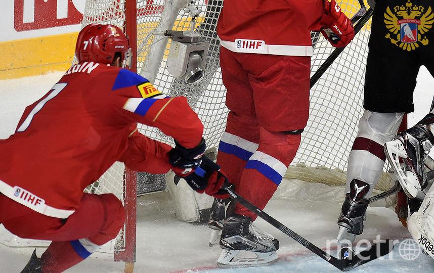 Русские хоккеисты обновили рекорд 1964г.