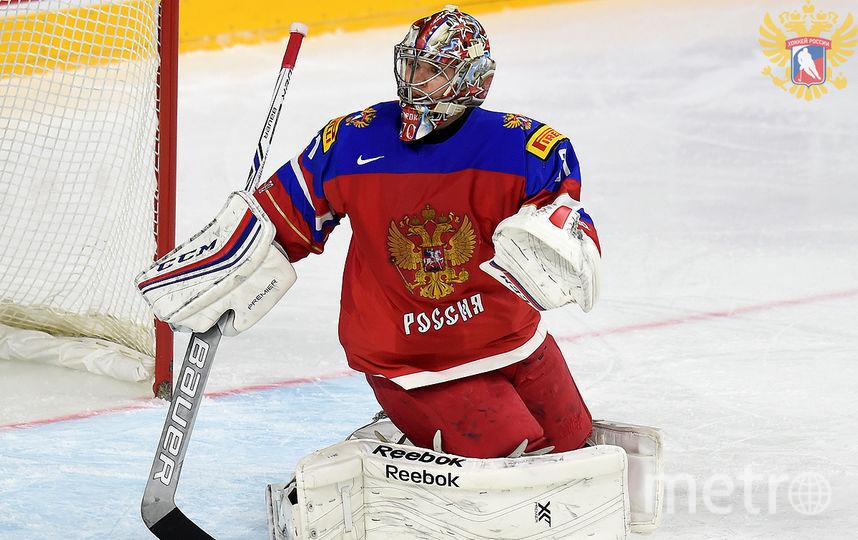 Российские хоккеисты обновили рекорд СССР