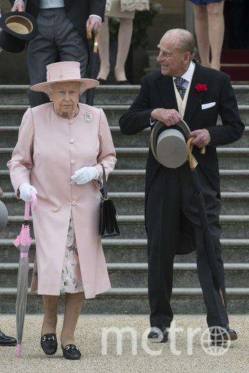 Елизавета II и принц Филипп. Фото Getty