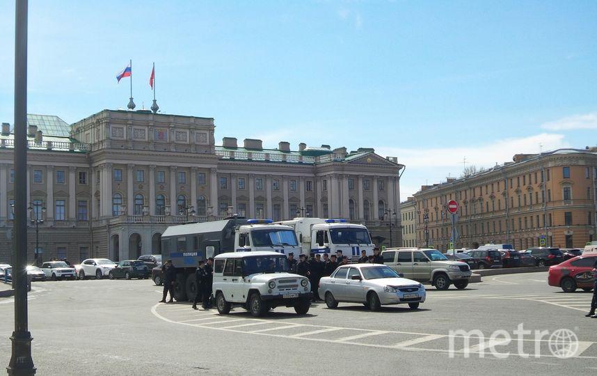 """Исаакиевский собор. Фото Анна Лутченкова, """"Metro"""""""