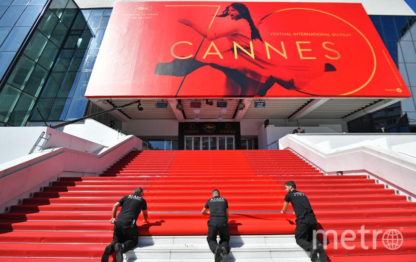 Стартовал 70-й Каннский кинофестиваль. Фото AFP