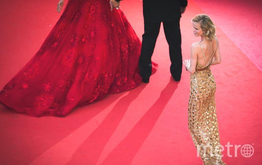 Платья звезд в день открытия Канн-2017. Ева Герцигова. Фото Getty