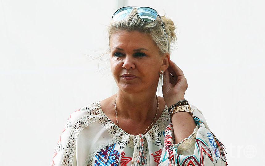 Жена Михаэля Шумахера Коринна. Фото Getty