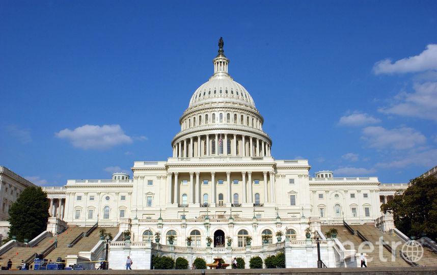 Капитолий, Вашингтон. Фото Getty