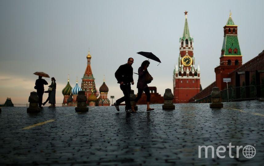 Перепады температуры от 20 градусов до нуля ожидаются в Москве. Фото Getty