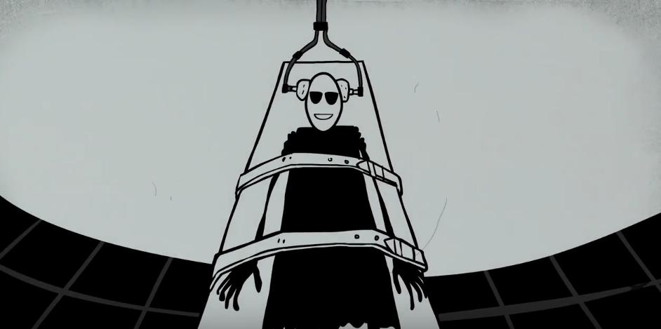 Популярный анимационный герой Mr. Freeman вернулся на экраны. Фото Все - скриншот Youtube