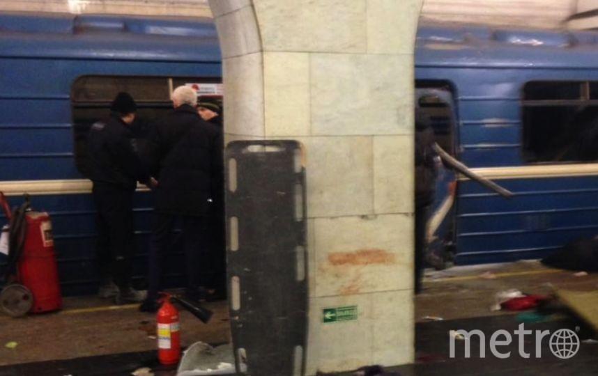 Теракт в метро Петербурга - фотоархив. Фото Все фото - Metro.