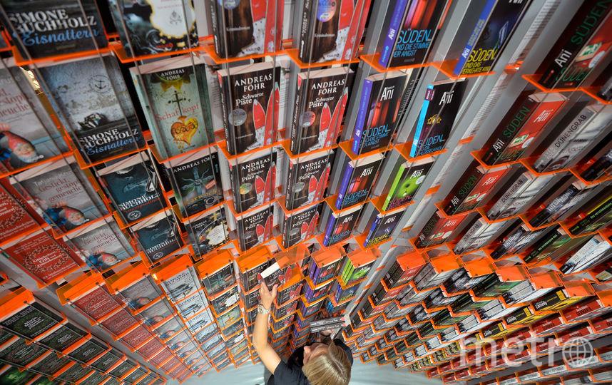 Улицы Петербурга перекроют из-за Книжного салона. Фото Getty