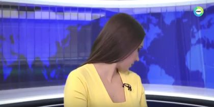 Большой черный лабрадор стал героем Сети. Фото Скриншот Youtube