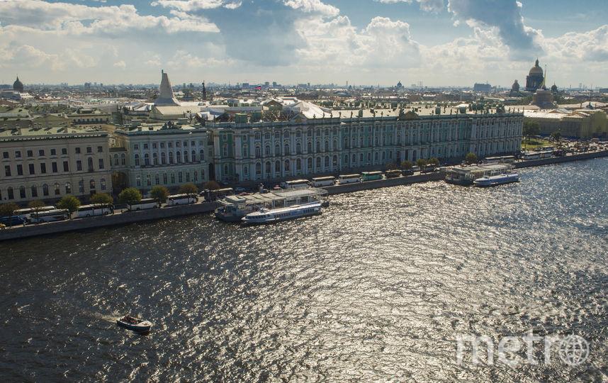Погода в Петербурге 19 мая порадует летним теплом. Фото Getty