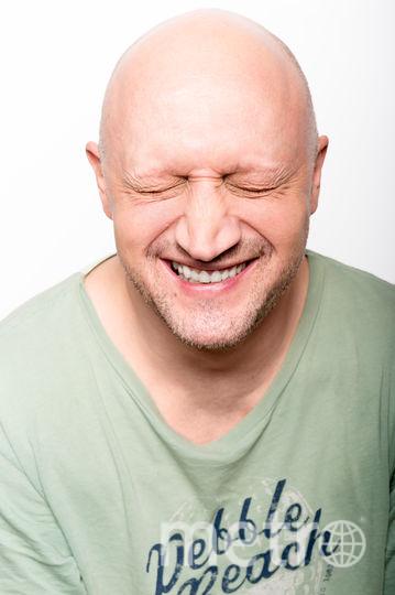 Гоша Куценко. Фото Сергей Сергеев.