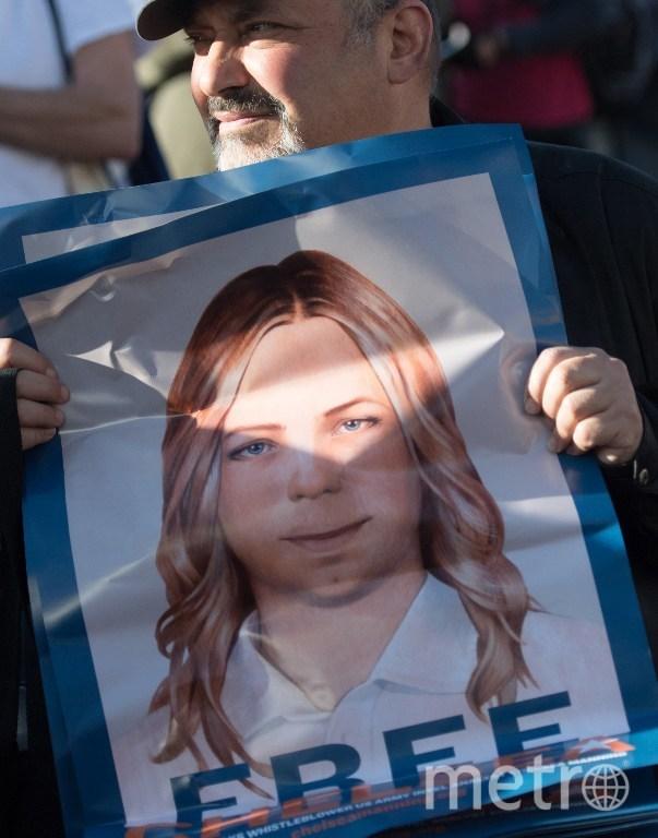 Челси Мэннинг. Фото AFP