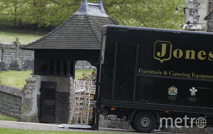 СМИ раскрыли детали королевской свадьбы Пиппы Миддлтон