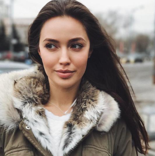 Анастасия Костенко. Фото Instagram Анастасии Костенко