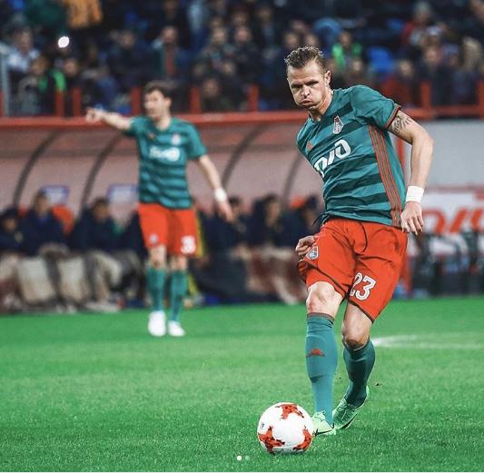 Дмитрий Тарасов. Фото Instagram Дмитрия Тарасова