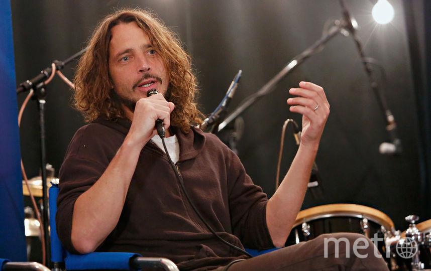 Стала известна причина смерти солиста группы Soundgarden. Фото Getty