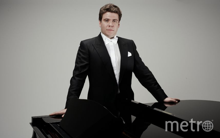 Денис Мацуев. Фото предоставлено пресс-службой пианиста