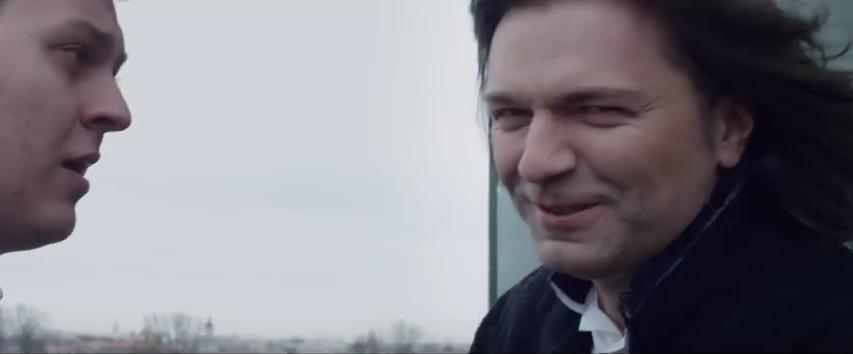 Дмитрий Маликов увел девушку у Юрия Хованского в новом видео. Фото Скриншот Youtube