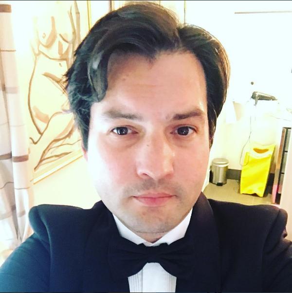 Фото с Канн. Фото Скриншот Instagram/yeltsinboris