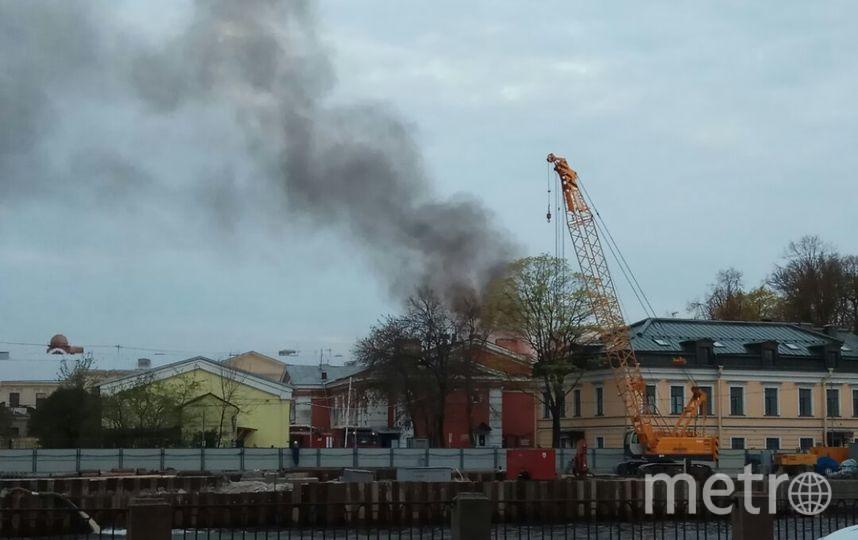 ДТП и ЧП | Санкт-Петербург | vk.com/spb_today. Фото Оксана Трифонова, vk.com