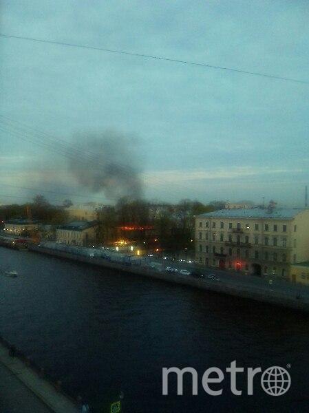 ДТП и ЧП | Санкт-Петербург | vk.com/spb_today. Фото Вадим Хамидов, vk.com