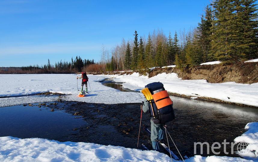 Путешествие по Аляске. Фото предоставил Андрей Королёв