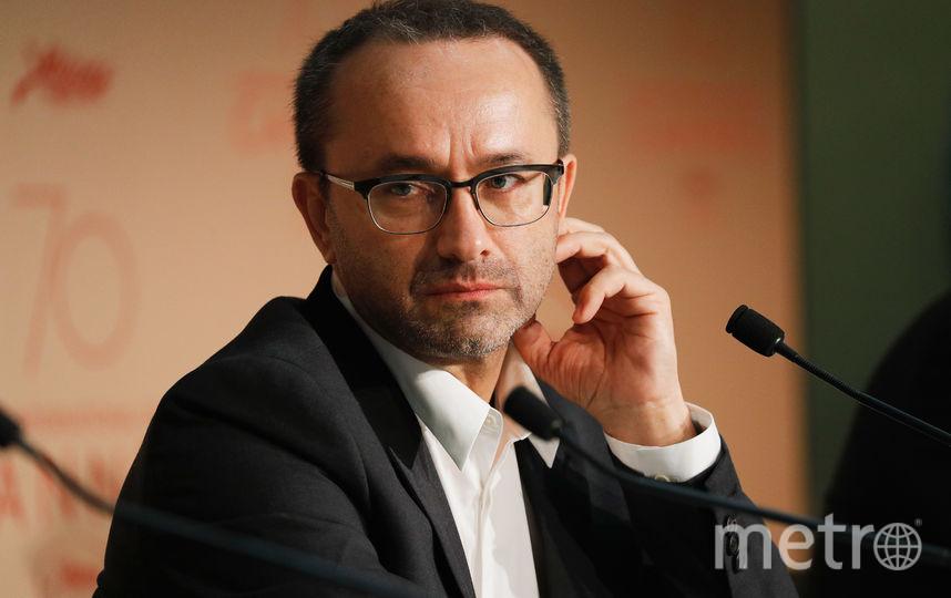 Андрей Звягинцев. Фото Getty