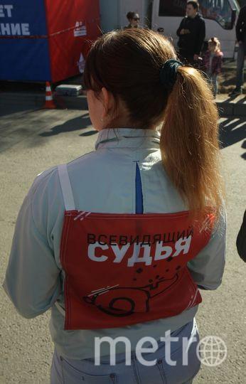 """Всероссийский полумарафон """"Забег""""."""