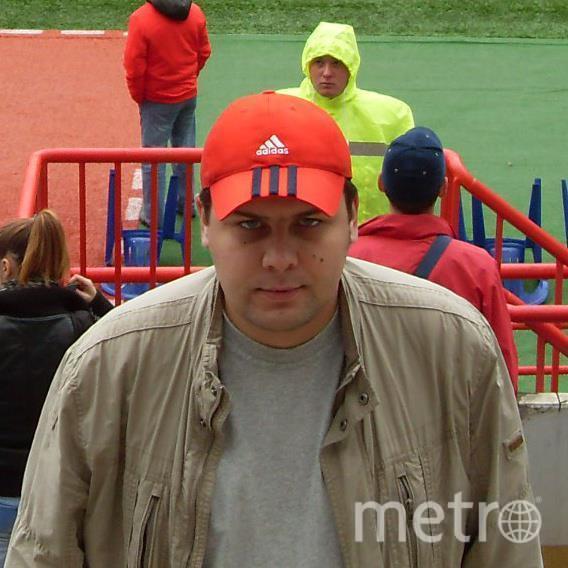 Михаил Борзыкин. Фото предоставлено героем публикации