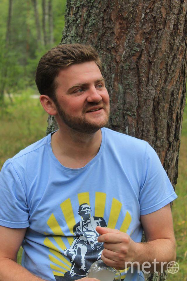 Кирилл Ярошевский. Фото предоставлено героем публикации
