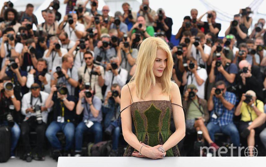 Николь Кидман на фотоколле. Фото Getty
