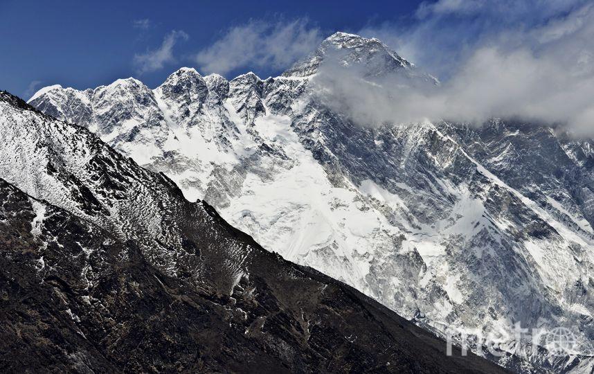 Эверест. Фото AFP