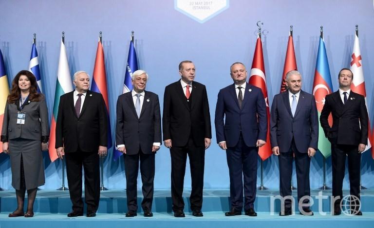 Турция и Россия сняли торговые ограничения. Фото Getty