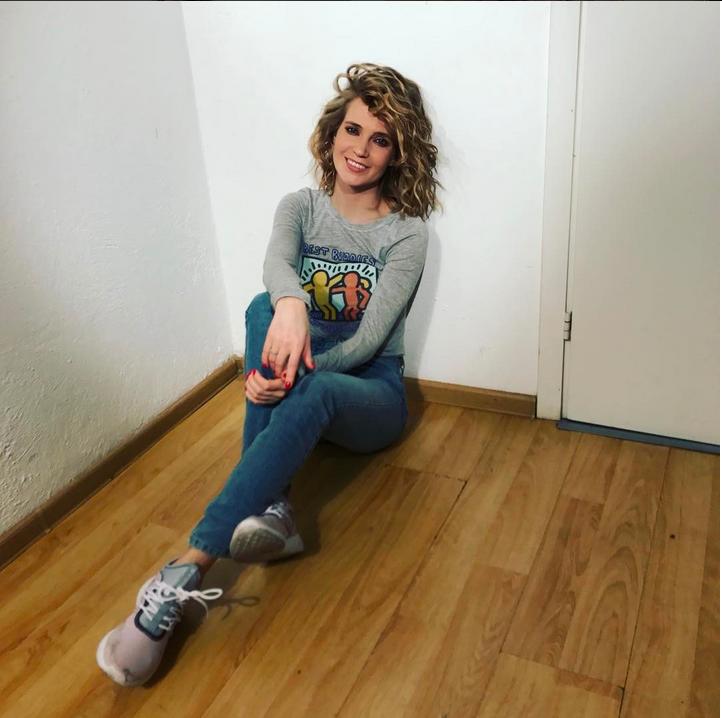 Голая Глюкоза в мокрой рубашке возбудила поклонников. Фото Скриншот/Instagram: chistyakova_ionova