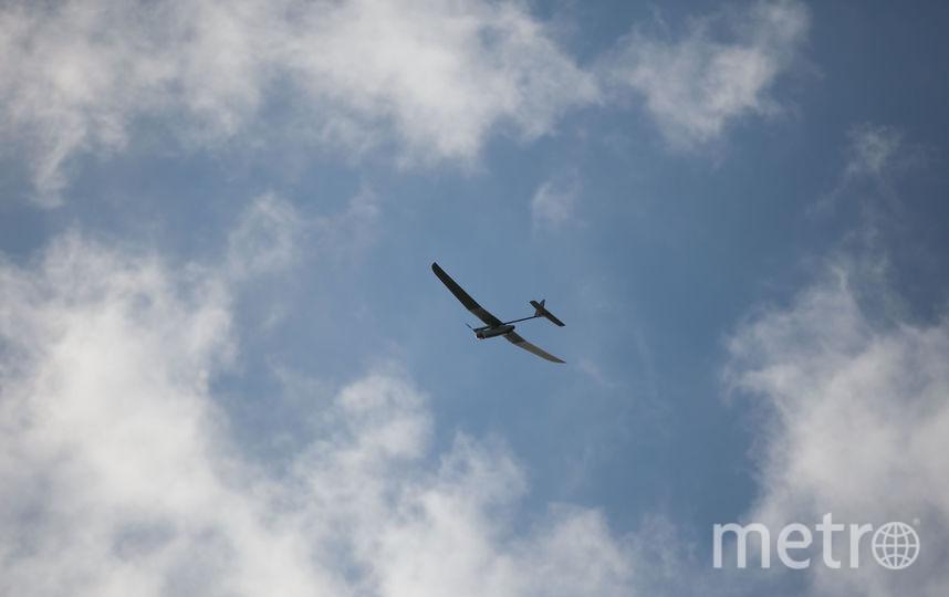 """Лёгкий беспилотный летательный аппарат-разведчик """"Skylark"""" ВВС Израиля. Фото Getty"""