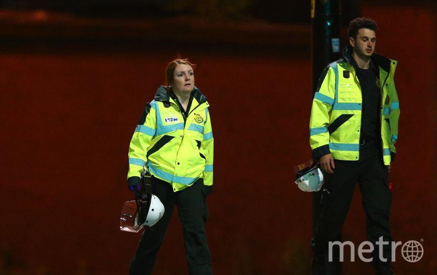Взрыв прогремел после полуночи 23 мая на Манчестер-Арене. Фото Getty