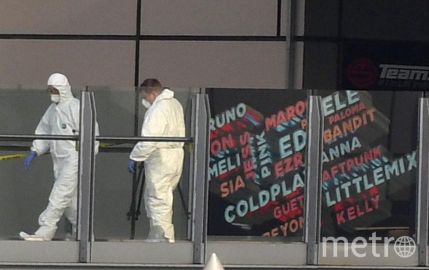 Теракт в Манчестере: все фото с места событий. Фото AFP